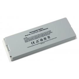 """Batterie A1185 pour Macbook Unibody Blanc 13"""" A1181"""