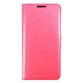 Etui portefeuille Samsung Galaxy S6 Rose