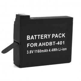 Batterie pour GoPro Hero 4