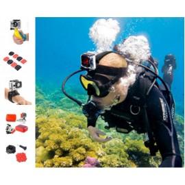 Pack nautique pour GoPro