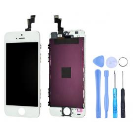 Ecran blanc iPhone SE