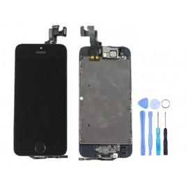 Ecran complet noir iPhone SE