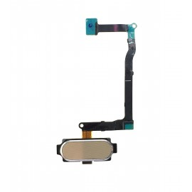 Bouton home Samsung Galaxy Note 5 Or