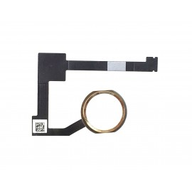 """Nappe bouton home iPad Pro 12,9"""" Or"""
