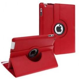 Etui 360° Rouge iPad Pro 12.9 pouces (1ère et 2ème générations)