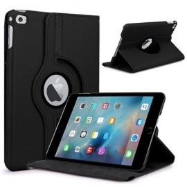 Etui cuir 360° iPad Mini 4 Noir