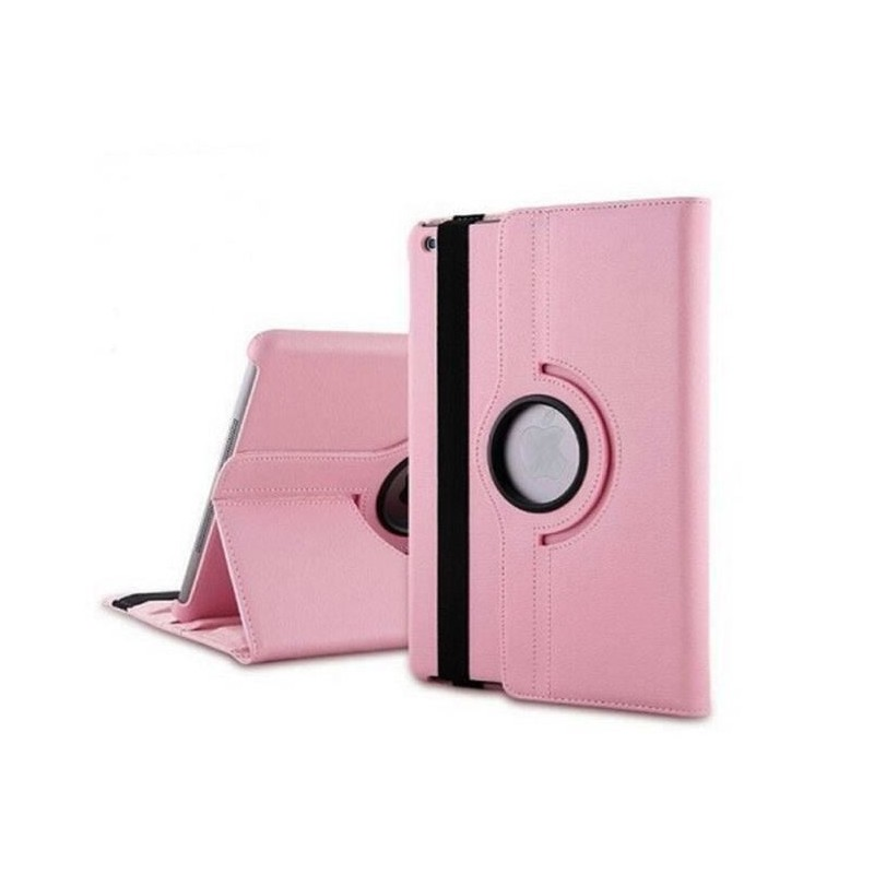 etui cuir 360 ipad mini 4 rose. Black Bedroom Furniture Sets. Home Design Ideas