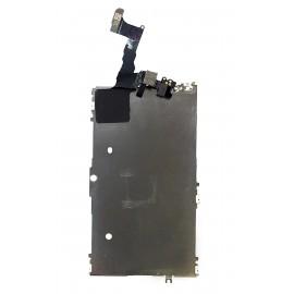 Plaque support écran avec caméra avant intégrée iPhone 5C