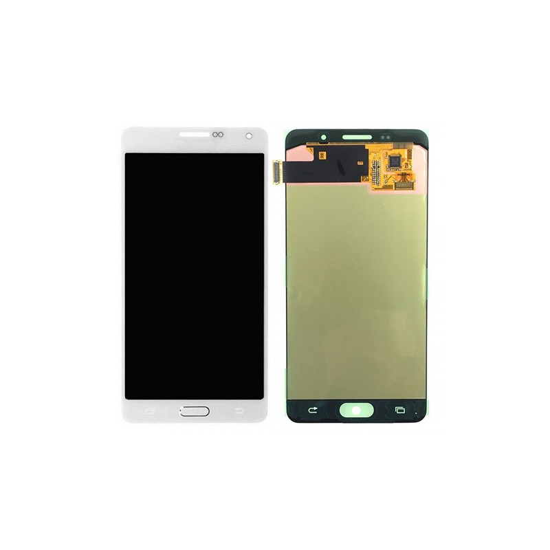 Ecran complet samsung galaxy a5 2016 blanc tout pour phone for Photo ecran samsung a5