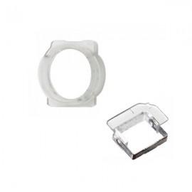Support plastique caméra avant et capteur de proximité iPhone 5
