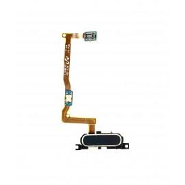 Nappe bouton home Samsung Galaxy S5 mini Noir