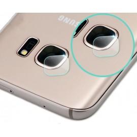 Film en verre trempé lentille caméra arrière Samsung Galaxy S7