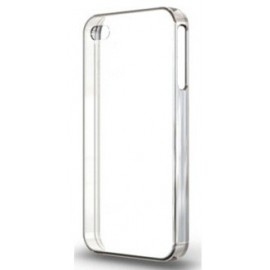 Coque rigide transparente iPhone 4/4S