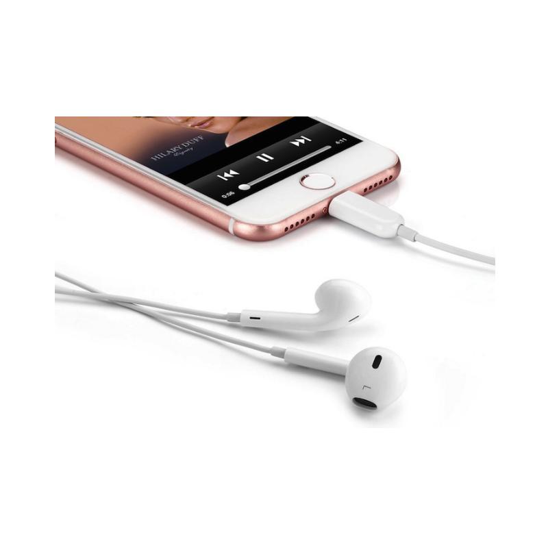 ecouteurs lightning original apple earpods tout pour phone. Black Bedroom Furniture Sets. Home Design Ideas