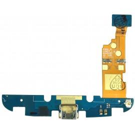 Nappe connecteur de charge + micro LG Google Nexus 4