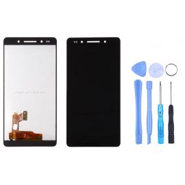Ecran complet Huawei Honor 7 noir + outils