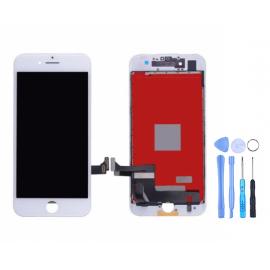 Ecran pour iPhone 7 Plus blanc + Outils