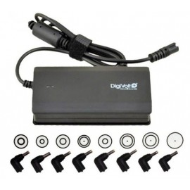 Pack chargeur universel pour ordinateur portable 90W avec packaging