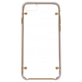 Coque bumper cristal iPhone 7 Plus coloré
