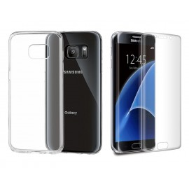 "Pack ""Shock Protect"" Galaxy S7 Edge"