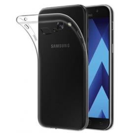 Coque silicone transparent Samsung Galaxy A3 2017