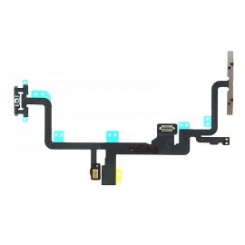 Nappe power, volume, vibreur, flash + micro iPhone 7 Plus