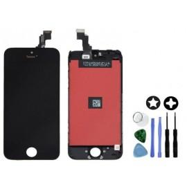 Ecran iPhone 5C noir (LCD Origine)