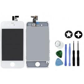 Ecran blanc pour iPhone 4 (LCD Origine)