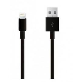 Câble USB noir iPhone 6
