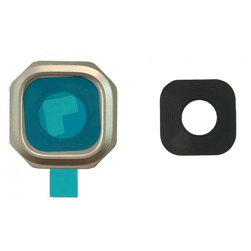 lentille cam ra arri re samsung galaxy a3 a5 a7 2016 or tout pour phone. Black Bedroom Furniture Sets. Home Design Ideas