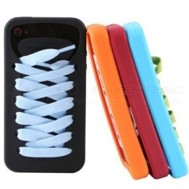 Coque silicone iShoes iPhone 5