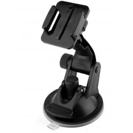 Support ventouse avec adaptateur GoPro