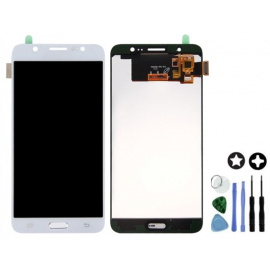 Ecran complet Samsung Galaxy J7 2016 Blanc (J710F)