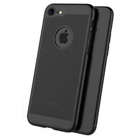 Coque grille noir iPhone 7 / iPhone 8