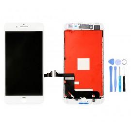 Ecran pour iPhone 8 Plus blanc (LCD Origine)