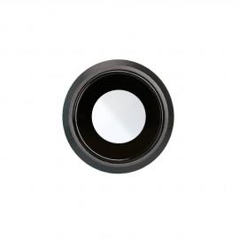 Lentille caméra arrière iPhone 8 Gris sidéral + châssis