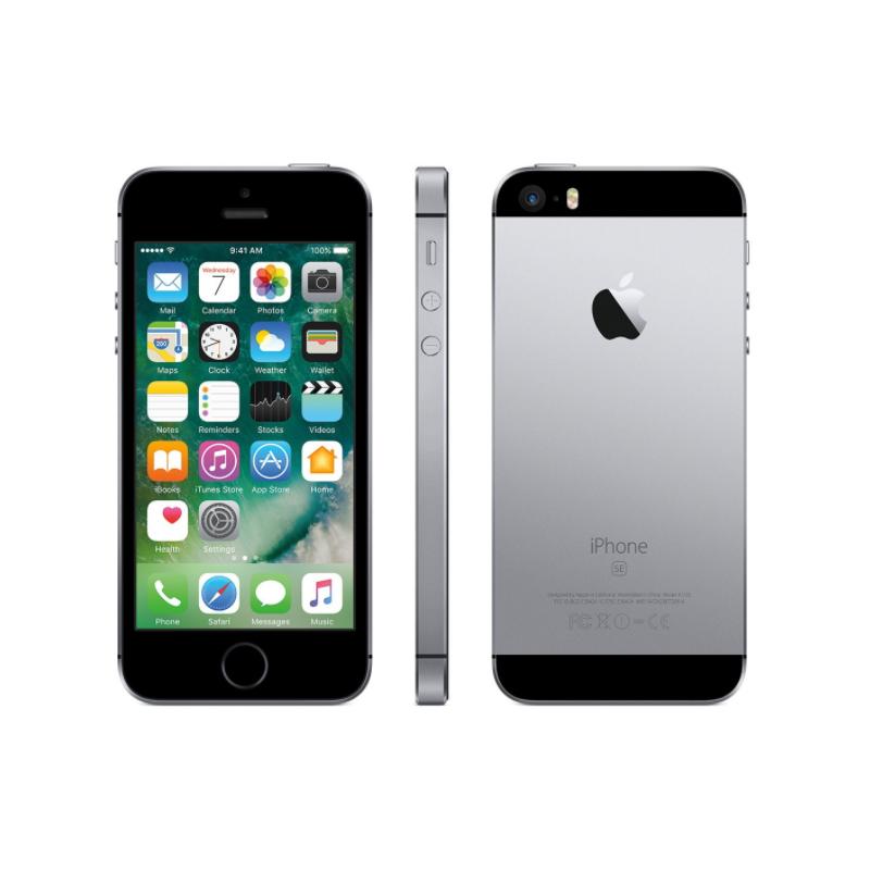 iphone se 32gb noir reconditionn grade a tout pour phone. Black Bedroom Furniture Sets. Home Design Ideas