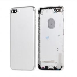 Coque arrière de remplacement iPhone 7 Plus Argent