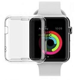 Coque rigide Transparent Apple Watch 42mm Série 2 / série 3