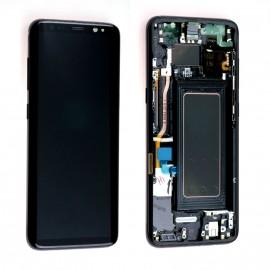 Ecran complet Samsung Galaxy S8 Noir