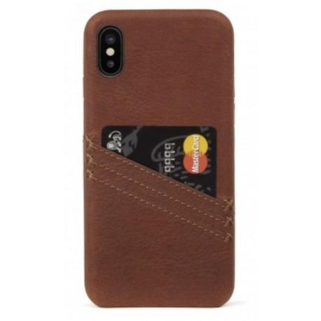 coque porte carte iphone x