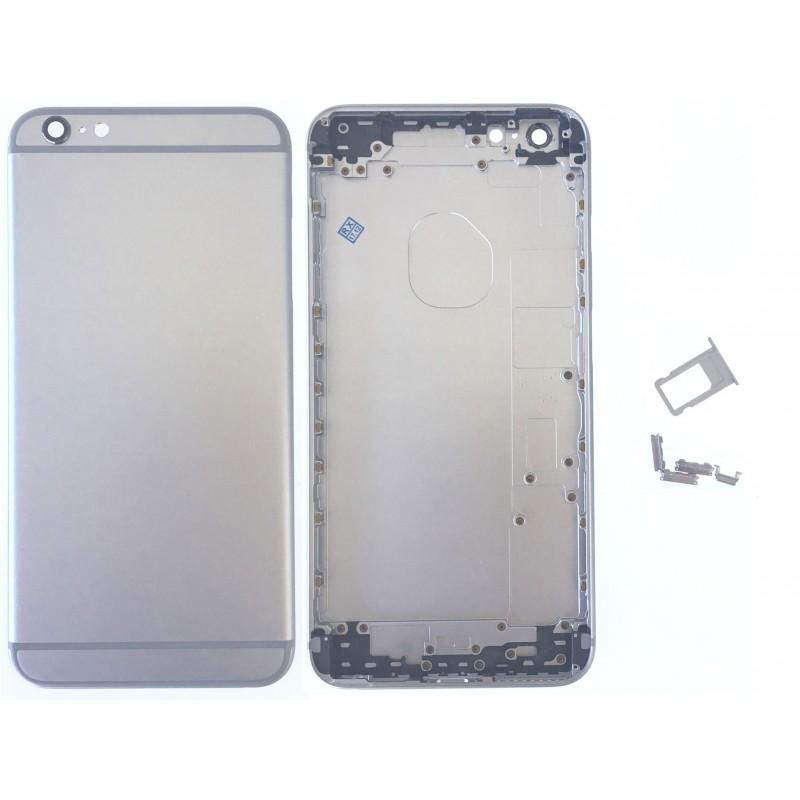 coque arri re de remplacement iphone 6s plus gris sid ral petit prix. Black Bedroom Furniture Sets. Home Design Ideas