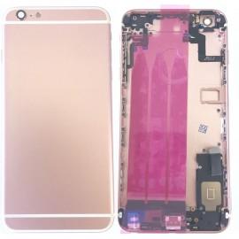 Coque arrière complète iPhone 6s Plus Or Rose