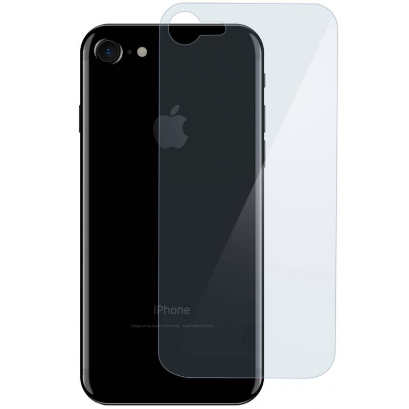 film de protection arri re en verre tremp iphone 7 tout pour phone. Black Bedroom Furniture Sets. Home Design Ideas