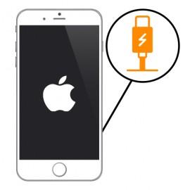 Remplacement connecteur de charge iPhone
