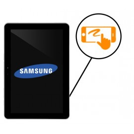 Remplacement vitre tactile Samsung Tab