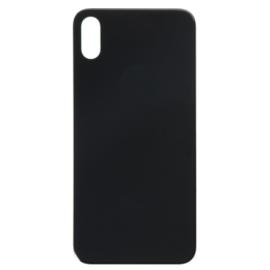 Vitre arrière noir iPhone X