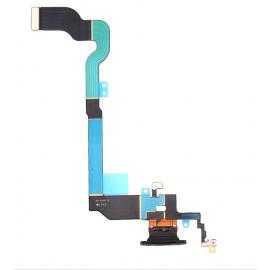 Connecteur de charge noir iPhone X