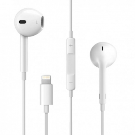 ecouteurs earpods lightning original apple tout pour phone. Black Bedroom Furniture Sets. Home Design Ideas