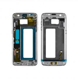 Châssis intermédiaire Samsung Galaxy S7 Edge Argent